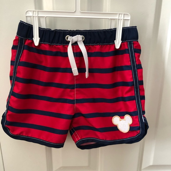 cb94c644ab Hanna Andersson Other - Hanna Anderson Toddler Mickey Mouse Swim Trunks